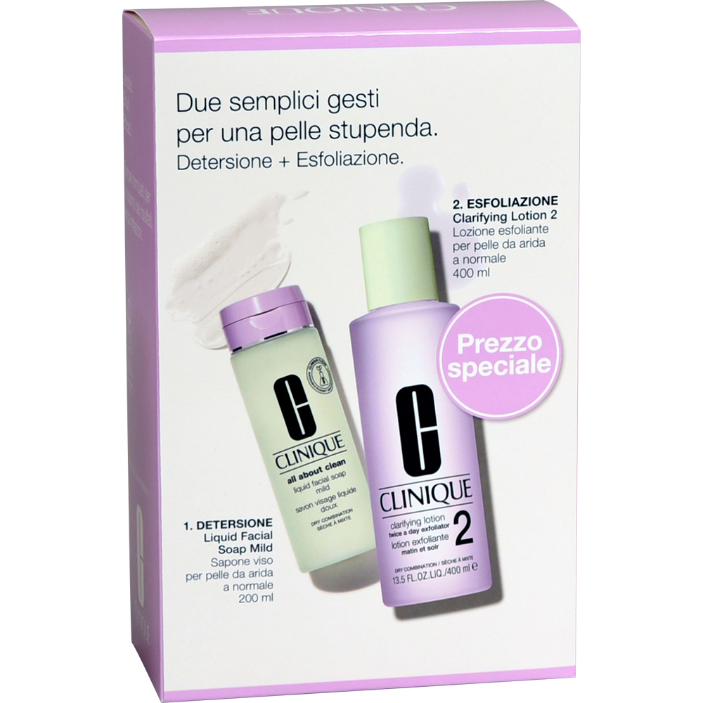 COFANETTO SET LOTION 1/2 400ML+200ML