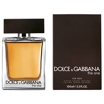 DOLCE&GABBANA THE ONE MEN AFTER SHAVE LOTION 100ML