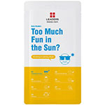DAILY WONDERS TOO MUCH FUN IN THE SUN? SOOTHING & CALMING MASK