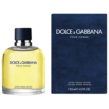 DOLCE&GABBANA POUR HOMME AFTER SHAVE LOTION 125ML
