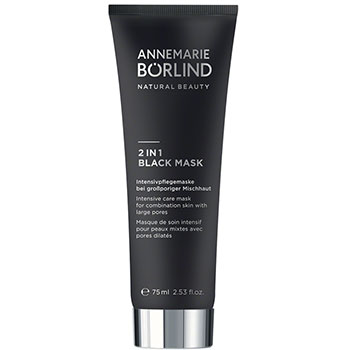 BEAUTY MASK 2in1 BLACK MASK 75ML