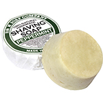 PEPPERMINT SHAVING SOAP 70GR