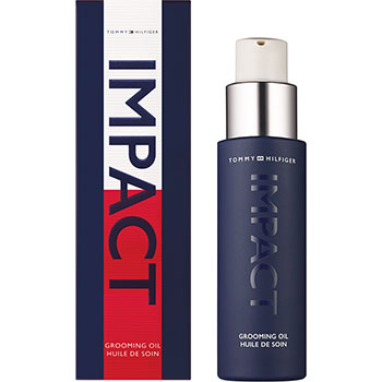 IMPACT BEARD AND FACE OIL 30ML