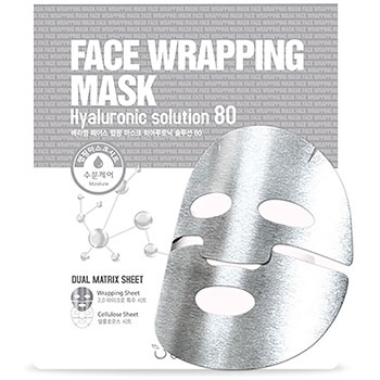 FACE WRAPPING MASK HYALURONIC SOLUTION